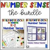 Number Sense Activities Bundle
