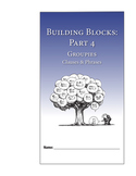 Building Blocks, Part 4: Clauses & Phrases—Student Guide