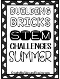 Building Blocks STEAM/STEM Summer Challenge Tasks