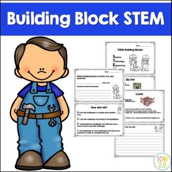 Building Blocks STEM 8 Challenges