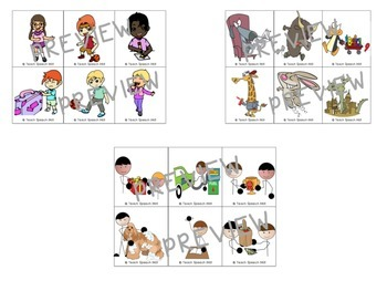 Building Blocks Sentences Part 2