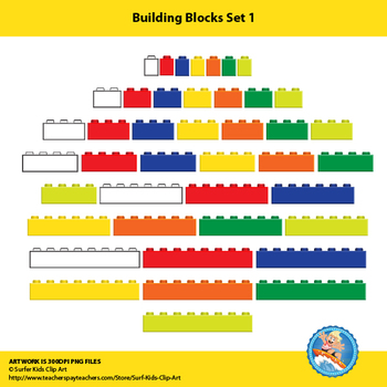 Building Blocks Set 1