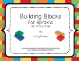 Building Blocks for Apraxia: CVC, CVCV, CVCVC, 2nd Edition