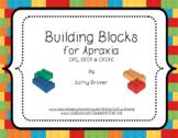 Building Blocks for Apraxia: CVC, CVCV, CVCVC, 2nd Edition