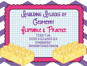 Building Blocks of Geometry Flippable (Foldable) and Indep