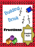 Building Brick Fractions Complete Pack