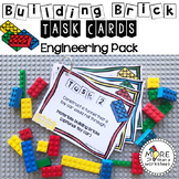 Building Brick Task Cards {Engineering Edition}