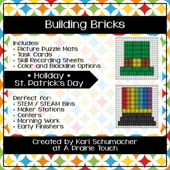 Building Bricks - Holiday - St. Patrick's Day