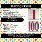Building Bricks - Math - Numbers
