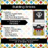 Building Bricks - Themes - Pirates