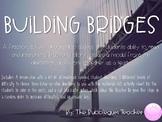 Fractions STEM Activity Building Bridges