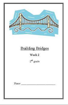 Building Bridges: Building a Suspension Bridge (Week 2) Weekly Lesson Plan