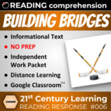 Building Bridges (Racism / Citizenship) Reading Response A