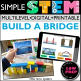 Digital STEM Building Bridges