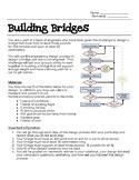 Building Bridges - STEM - Engineer Design Process