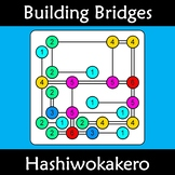 Growth Mindset Activity: Building Bridges and Islands - Hashiwokakero