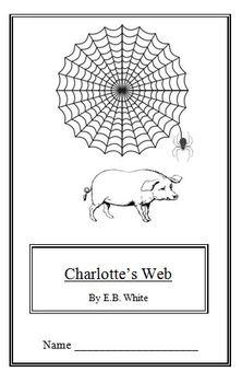 Building Bridges:Charlotte's Web Novel Study(Week 4&5) Weekly Lesson Plan