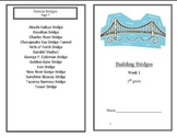Building Bridges:Types of Bridges (Week 1) Common Core Wee
