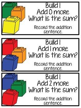 Building Bundle {Math Small Groups}