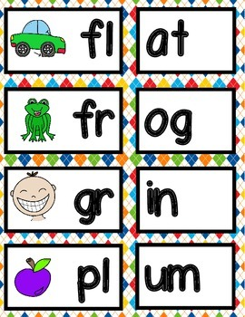 Building CCVC Words