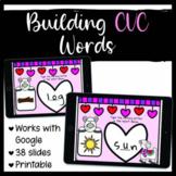 Building CVC Words With Google Slides