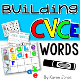 CVCe Words {Magnetic Letter Center}