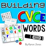 CVCe Words {Magnetic Letter Center}