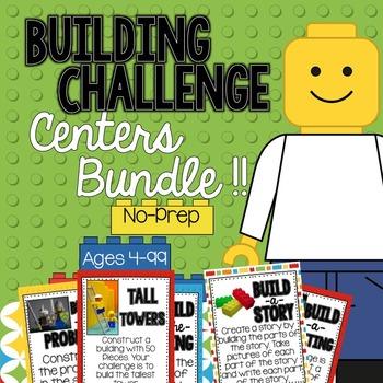 Building Challenge Bundle