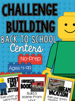 Building Challenges Back to School Centers