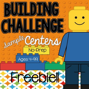 Building Challenges Sample STEM and Writing