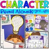 Building Character 3-4 Bundle: Interactive Read-Aloud Lesson Plans