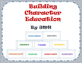 Building Character Education Part I
