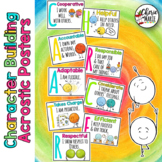 Character Education Posters Bulletin Board