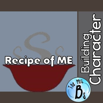 Building Character: Recipe of Me