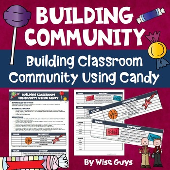 Building Class Community Through Candy