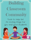Building Classroom Community- A Teacher's Resource Guide
