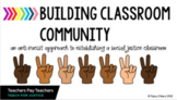 Building Classroom Community:An Anti-Racist Approach to Es