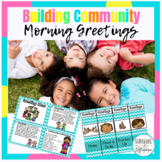 Building Classroom Community with Morning Greetings