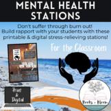 Building Classroom Rapport: Mental Health & Wellness Activ