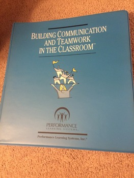 Building Communication & Teamwork in the Classroom