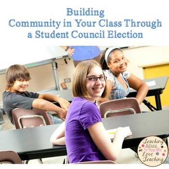 Building Community in Your Class Through a Student Council Election