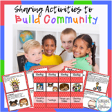 Building Community in the Classroom with Sharing Time