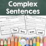 Complex Sentences