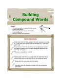 Building Compouind Words