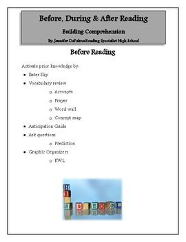 Building Comprehension