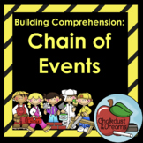 Building Comprehension: Sequence of Events