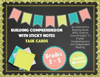 Building Comprehension With Sticky Notes - A Tool For Independent Reading