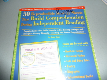 Building Comprehension during Independent Reading