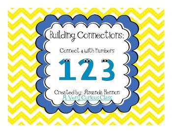 Building Connections: Number Connect 4