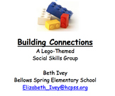 Building Connections Social Skills Group